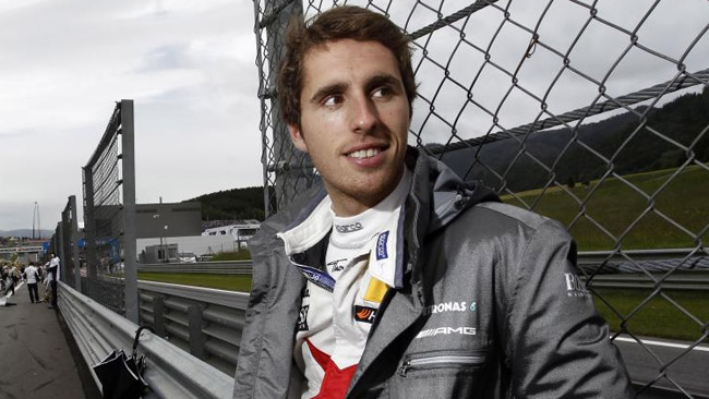 La Mercedes spinge Juncadella in orbita Williams?