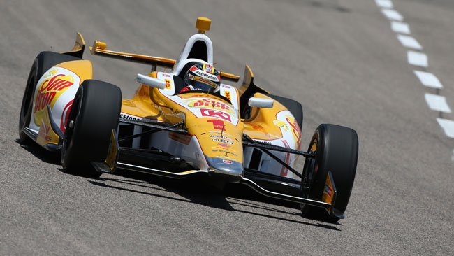 Hunter-Reay si rilancia vincendo a Milwaukee