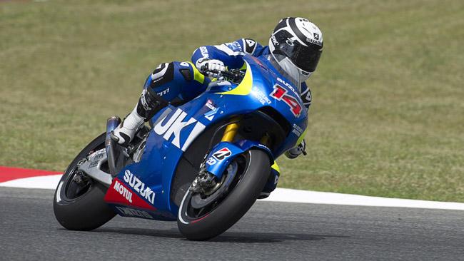 Lorenzo al top nei test IRTA, bene anche la Suzuki