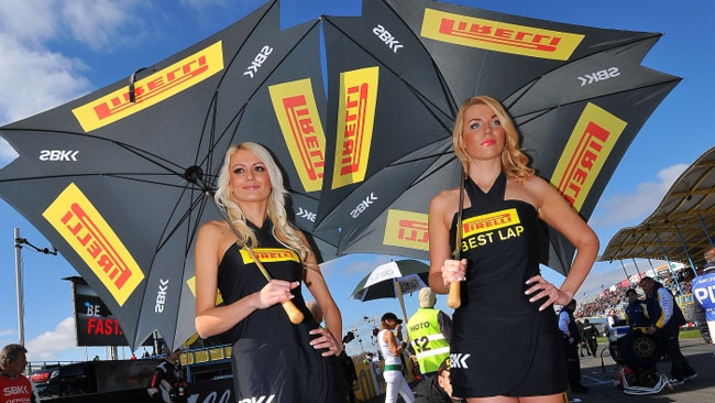 Ecco le scelte della Pirelli per il round di Imola