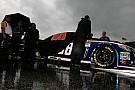 Piove in Kentucky, gara rinviata