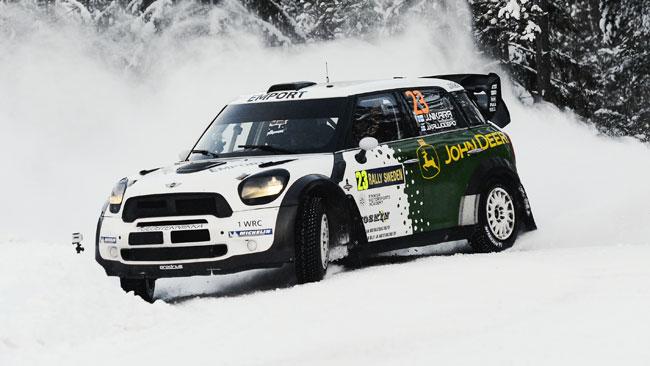 In Finlandia si rivede la Prodrive con Jarkko Nikara