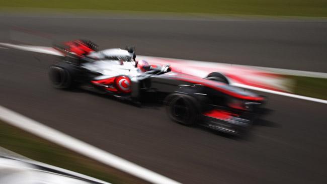 McLaren senza piloti titolari nei test di Silverstone