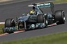 Anche Mercedes riceverà i dati dei test di Silverstone