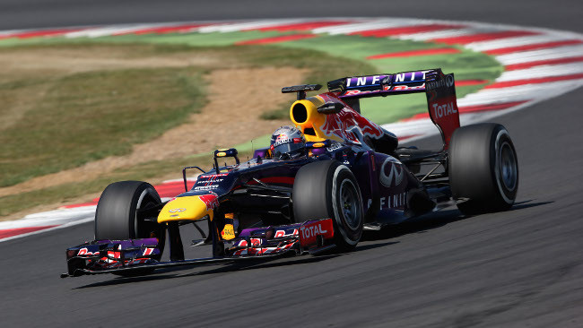 Silverstone, Day 3: Vettel chiude gli Young Driver Test
