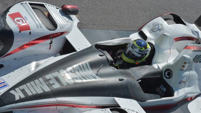 Tutto facile per la Pickett Racing a Mosport
