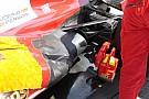 Ferrari F138: un nolder alla fine delle pance
