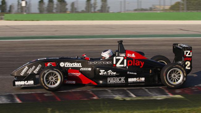 F2000 Light: la wild card Pellegrino in pole a Misano