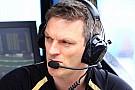 La Ferrari annuncia l'ingaggio di James Allison