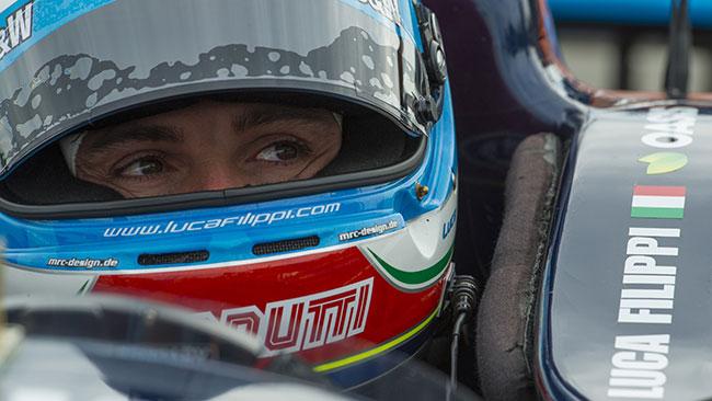 Filippi spera di avere una seconda chance in Indycar