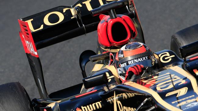 Raikkonen: la priorità è restare ancora alla Lotus