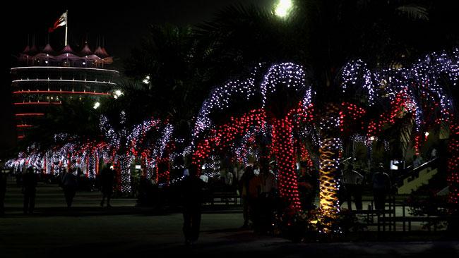 Va avanti il progetto per la notturna in Bahrein