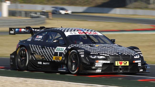Spengler torna in pole position ad Oschersleben