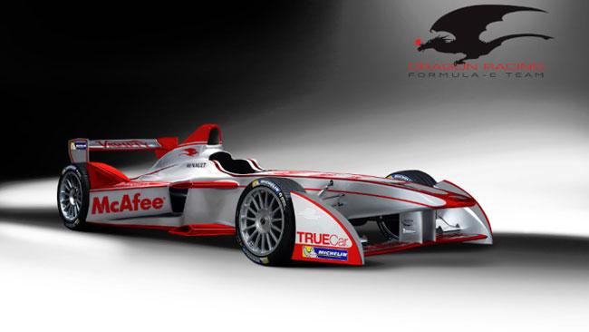 La Dragon Racing si iscrive alla Formula E
