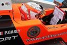 Pierre Gasly conquista la pole per gara 1