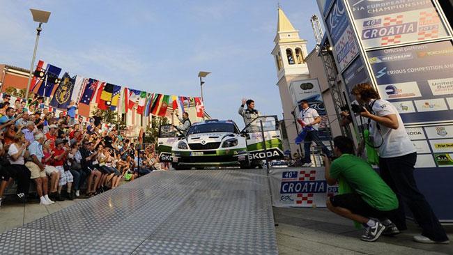 In Croazia Jan Kopecký vince Rally e Titolo Europeo!