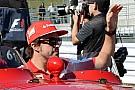 Sostituito il KERS sulla Ferrari di Alonso