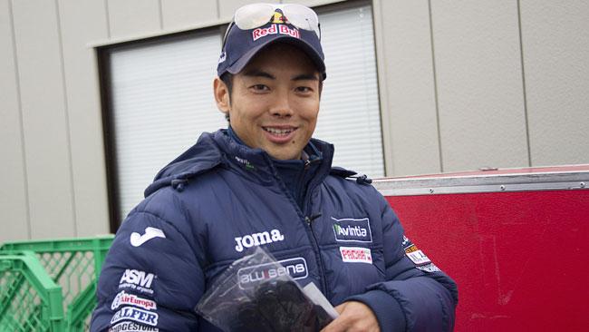 Il Team Aspar ufficializza Hiroshi Aoyama per il 2014