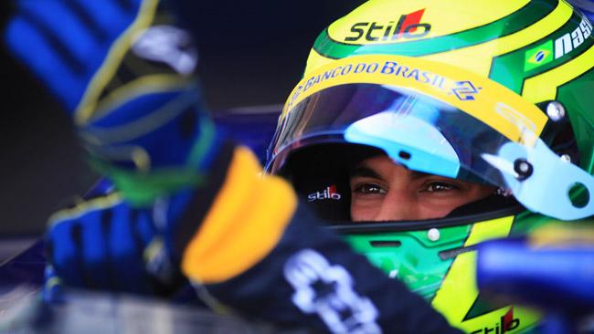 Felipe Nasr diventa la riserva della Williams?