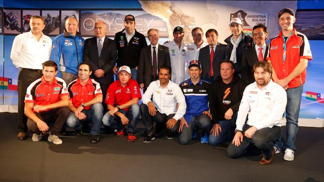 Dakar 2014 con percorsi diversi per auto e moto