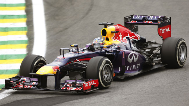 Vettel suona la nona con Alonso sul podio!