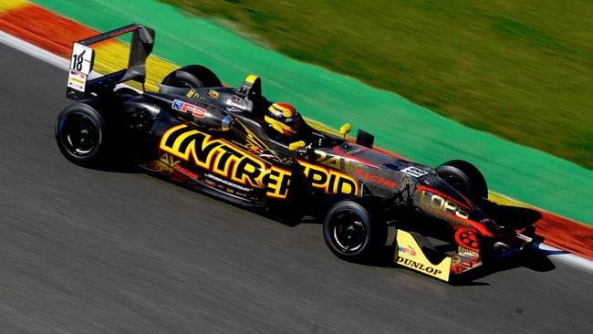 La DAV Racing al via con tre Dallara F312 nel 2014