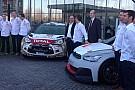 La Citroen scommette su due fronti: WTCC e WRC