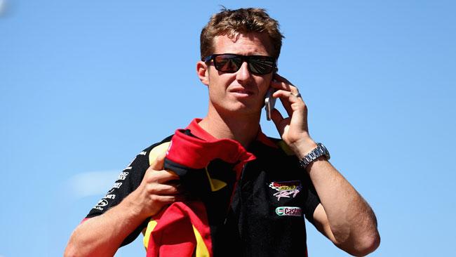 Ryan Briscoe entra nel programma della Corvette