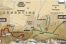 Dakar 2014: accorciata di 100 km la terza tappa