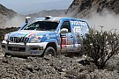 Dakar 2014: la terza tappa riporta il sorriso ai Cinotto