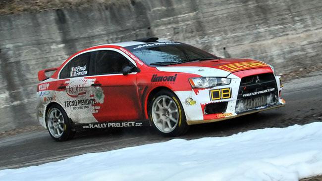 Rendina e la Rally Project pronti per il Montecarlo