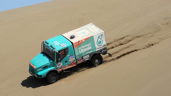 Dakar: per Colsoul la gara vera inizia domattina!