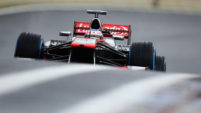 La McLaren non passa il crash test: Jerez a rischio?