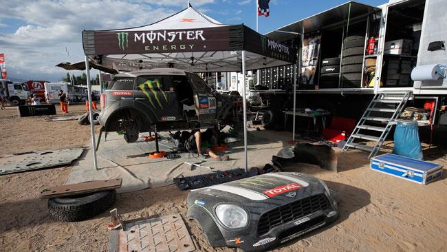 Dakar 2014: la X-Raid è la squadra dei... miracoli!