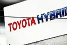 Primi giri al Paul Ricard per la Toyota TS040 Hybrid