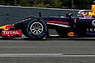 Red Bull RB10: Vettel non gira, guai alla batteria?