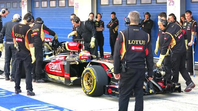 Scopriamo alcune curiosità della Lotus E22