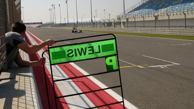 Bahrein, Day 1 (Ore 11): Hamilton davanti ad Alonso