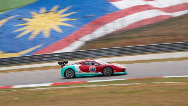 Il Ferrari Challenge Asia Pacifico scatta da Sepang