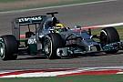 Una rottura blocca la simulazione della Mercedes