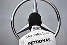 La Mercedes inizia gli ultimi test con Nico Rosberg