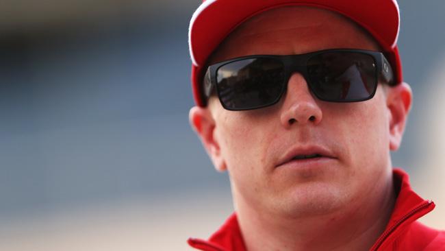 Bahrein, Day 1: la Ferrari comincia con Kimi