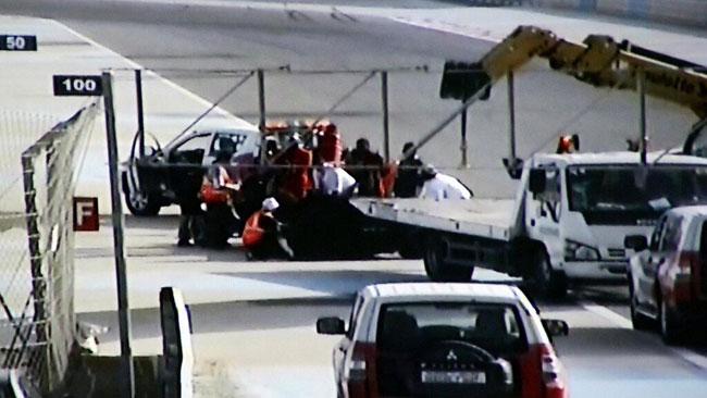 Bahrein, Day 3 (Ore 15:30): si ferma in pista la Lotus
