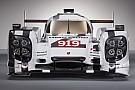 Ecco la livrea della Porsche 919 Hybrid LMP1