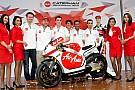 Caterham al via in Moto2 con i colori AirAsia