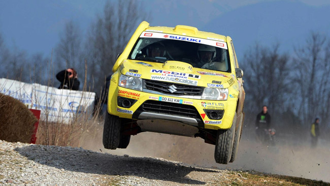 L'Italian Baja apre la stagione del Cross Country