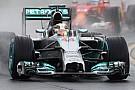 Melbourne, Qualifiche: per Hamilton pole bagnata