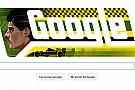 Google dedica un Doodle ad Ayrton Senna