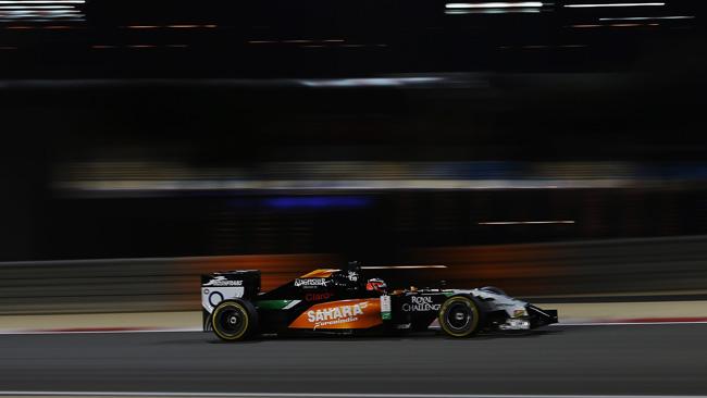 Bahrein, Q1: Hulkenberg è la prima sorpresa