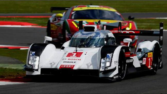 Silverstone, Libere 2: due Audi davanti alla Toyota